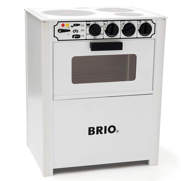 Šporet bele boje Brio BR31357 - ODDO igračke