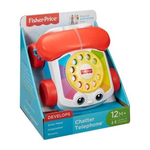 Fisher Price bebi telefon FGW66 - ODDO igračke