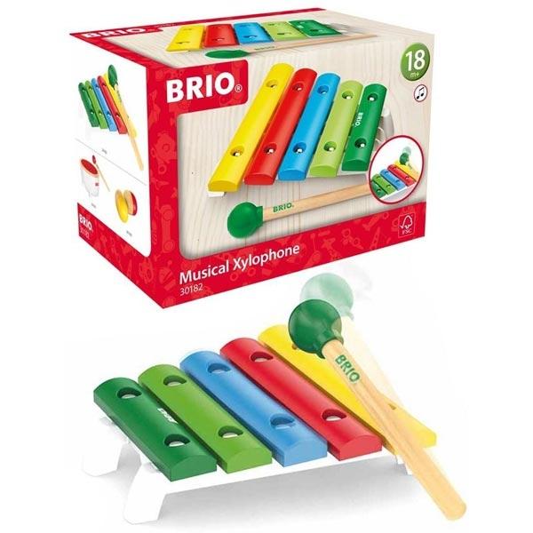 Ksilofon muzički instrument Brio BR30182 - ODDO igračke