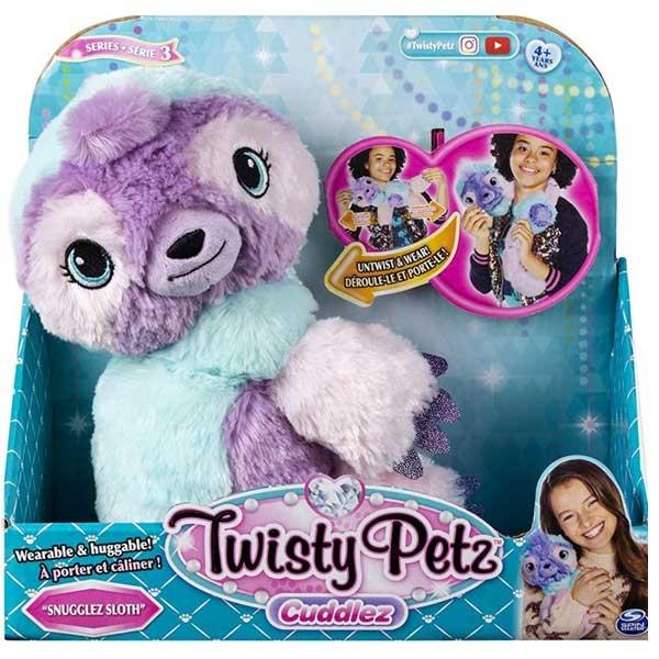Twisty Petz Plišani lenjivac igračka i šal Spin Master 6054694 - ODDO igračke