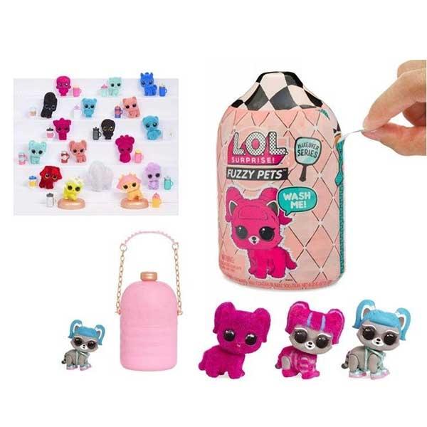 LOL Bocica iznenadjenja Fuzzy Pets 556275E7C - ODDO igračke