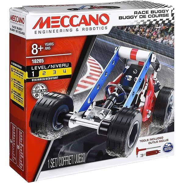 Meccano Race Buggy za sastavljanje 107pcs Spin Master 6043089 - ODDO igračke