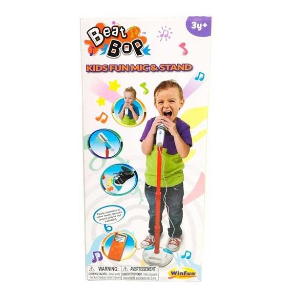 Mikrofon sa stalkom i funkcijama 227205 - ODDO igračke