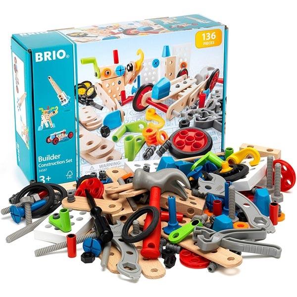 Graditeljski set 136 delova Brio BR34587 - ODDO igračke