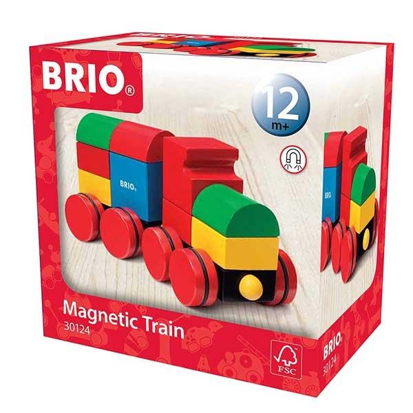 Magnetni voz Brio BR30124 - ODDO igračke