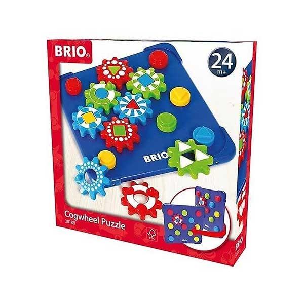 Kognitivne puzzle Brio BR30188 - ODDO igračke