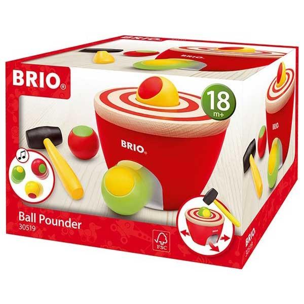 Loptice za udaranje Brio BR30519 - ODDO igračke
