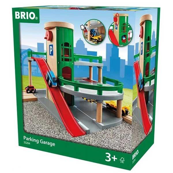 Garaža Brio BR33204 - ODDO igračke