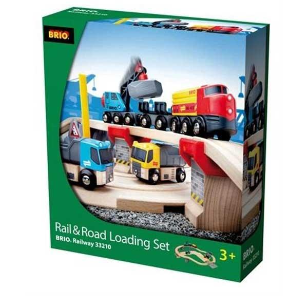 Set za utovarivanje - 32 dela Brio BR33210 - ODDO igračke