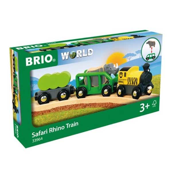 Safari voz Brio BR33964 - ODDO igračke