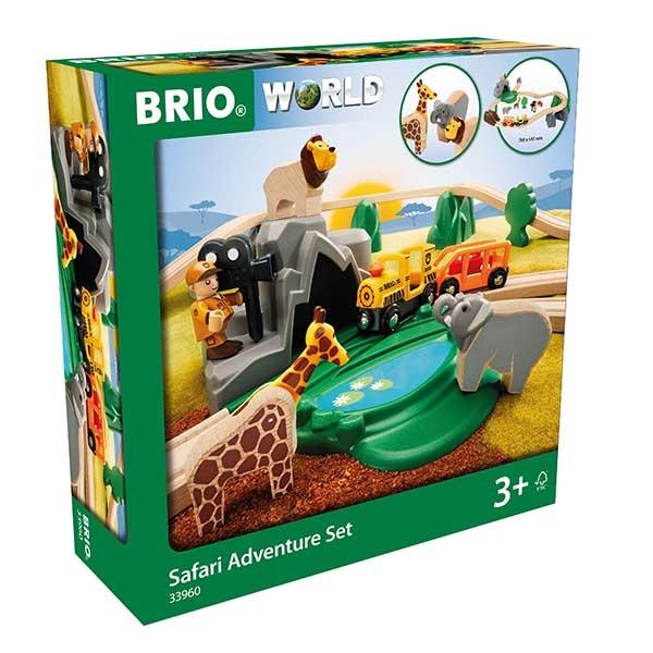 Safari set Brio BR33960 - ODDO igračke