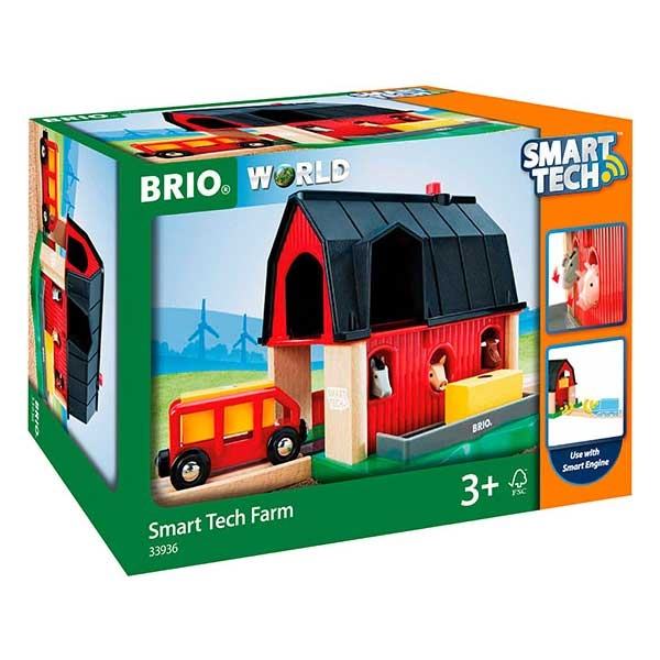 Farma- Smart tech Brio BR33936 - ODDO igračke