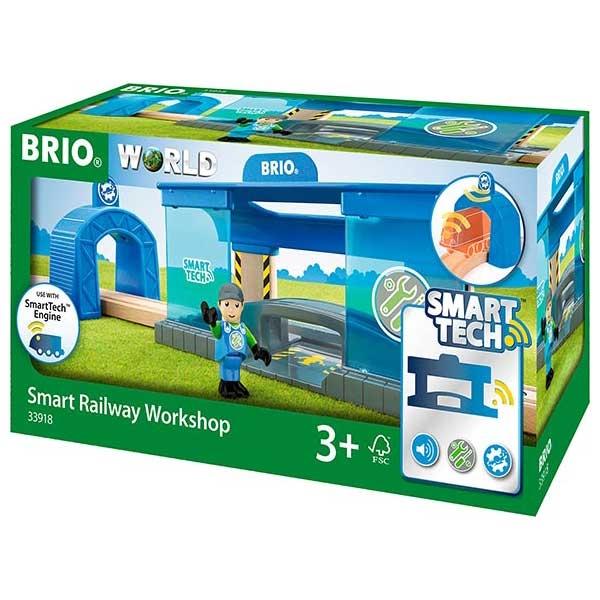 Smart Tech stanica za servis Brio BR33918 - ODDO igračke
