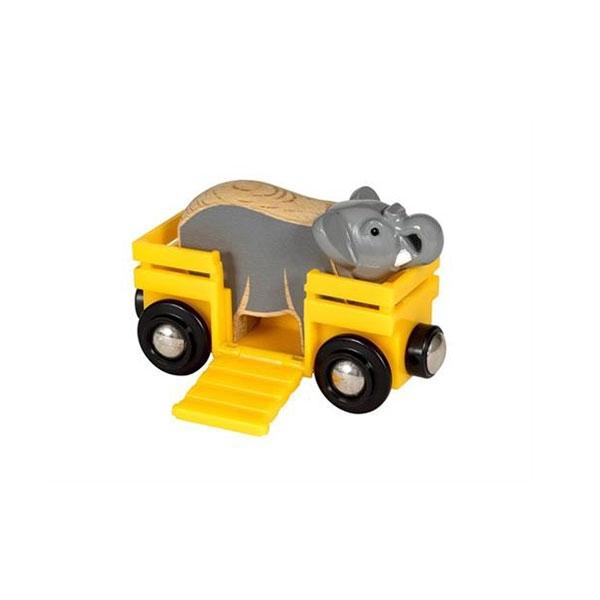 Slon i vagon Brio BR33969 - ODDO igračke