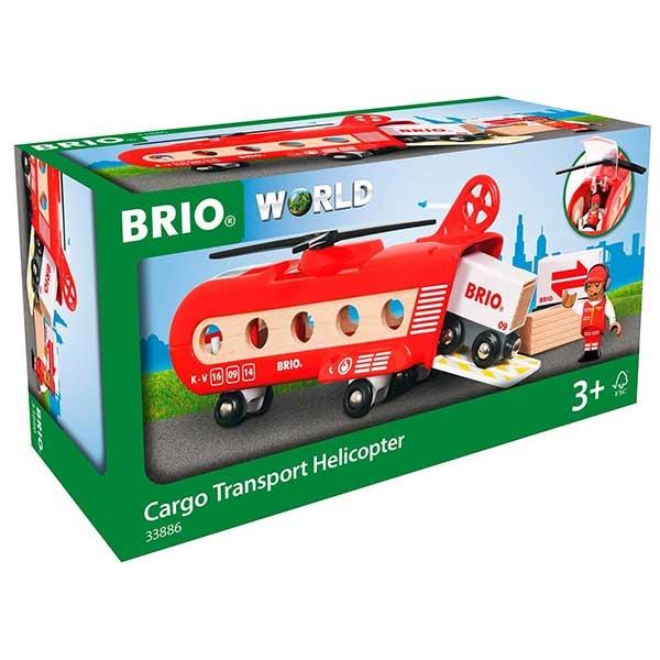 Teretni helikopter Brio BR33886 - ODDO igračke
