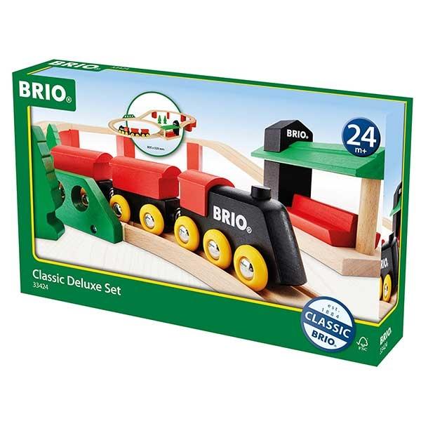 Classic Deluxe set Brio BR33424 - ODDO igračke