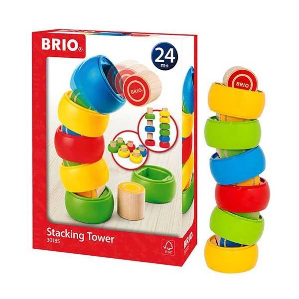 Gradjevinski toranj Brio BR30185 - ODDO igračke