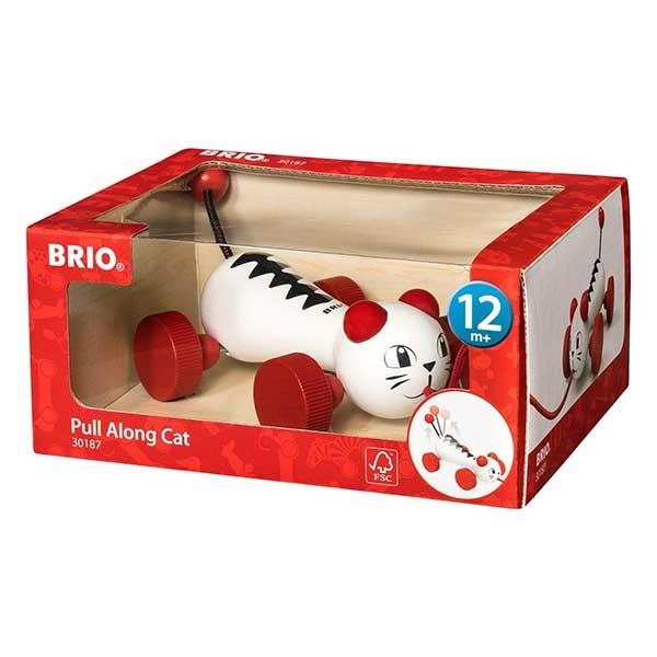Mačka na potez Brio BR30187 - ODDO igračke