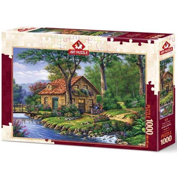 Art puzzle Along the Peace 1000pcs - ODDO igračke
