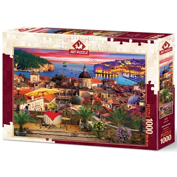 Art puzzle Dubrovnik 1000pcs - ODDO igračke