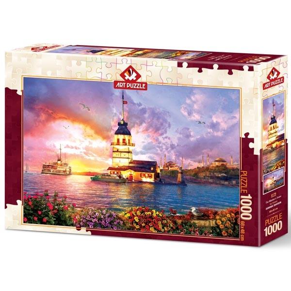 Art puzzle Maidens Tower 1000pcs - ODDO igračke