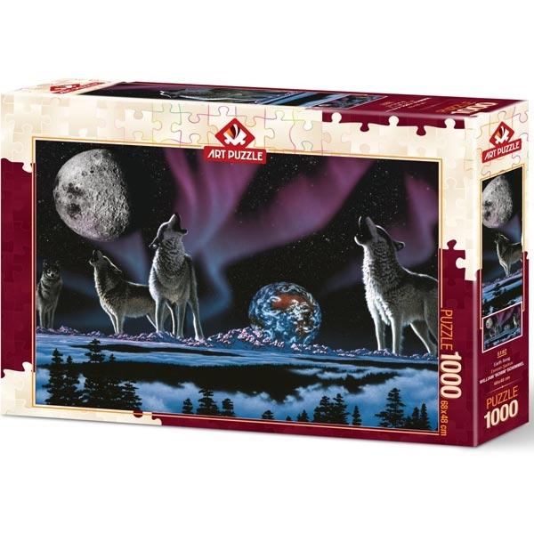 Art puzzle Earth Song 1000pcs - ODDO igračke