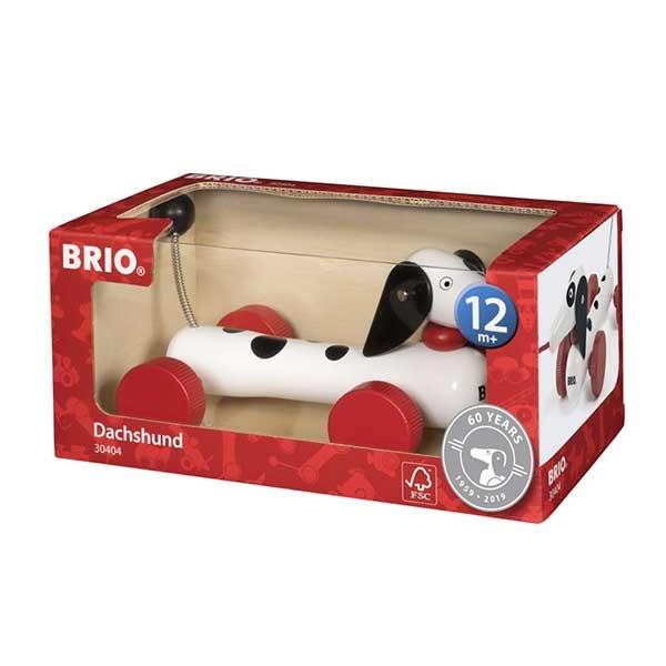 Jazavičar na potez Brio BR30404 - ODDO igračke