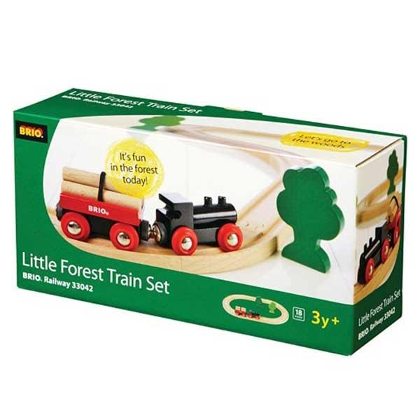 Starter set mala šumska pruga Brio BR33042 - ODDO igračke