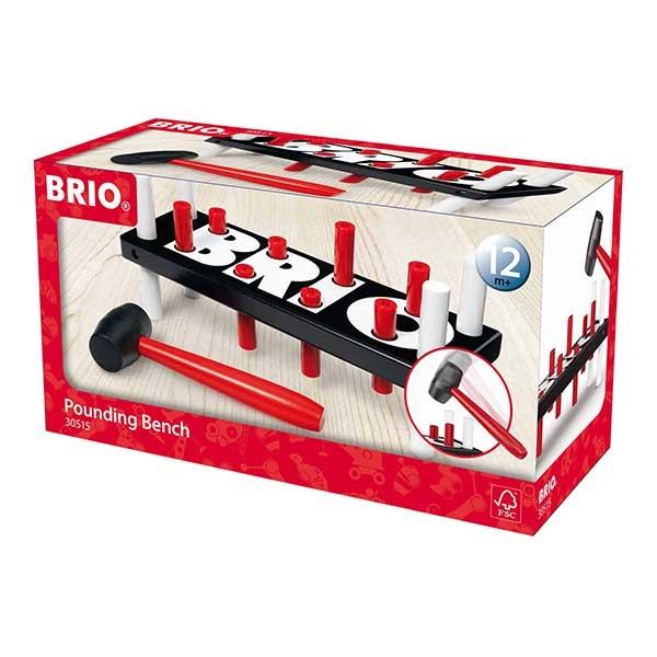 Klupa za udaranje Brio BR30515 - ODDO igračke
