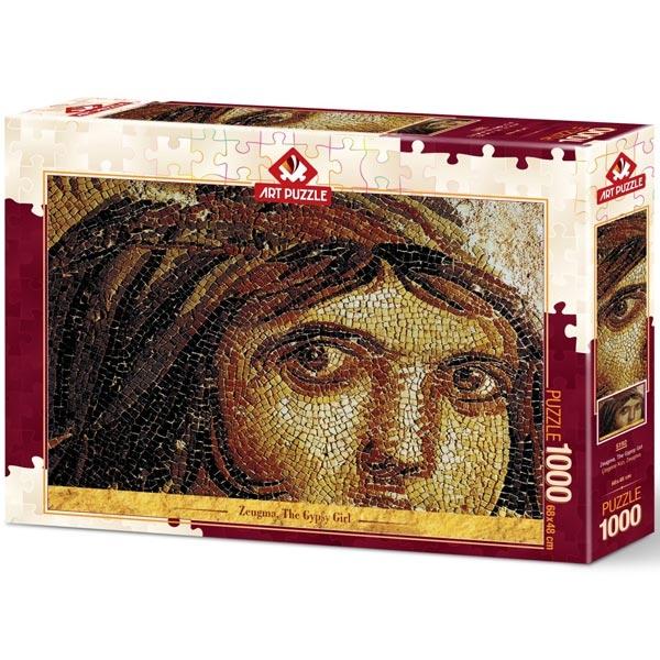Art puzzle Gypsy Girl, Zeugma 1000pcs - ODDO igračke