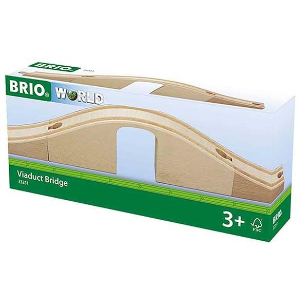 Delovi za prugu - most Viaduct Brio BR33351 - ODDO igračke