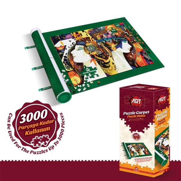 Art Podloga za puzzle do 3000 delova - ODDO igračke