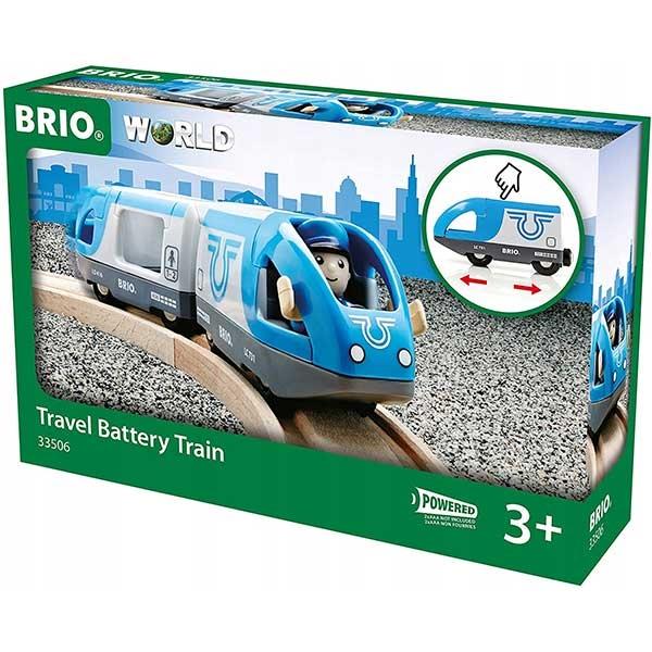 Putnički voz na baterije Brio BR33506 - ODDO igračke