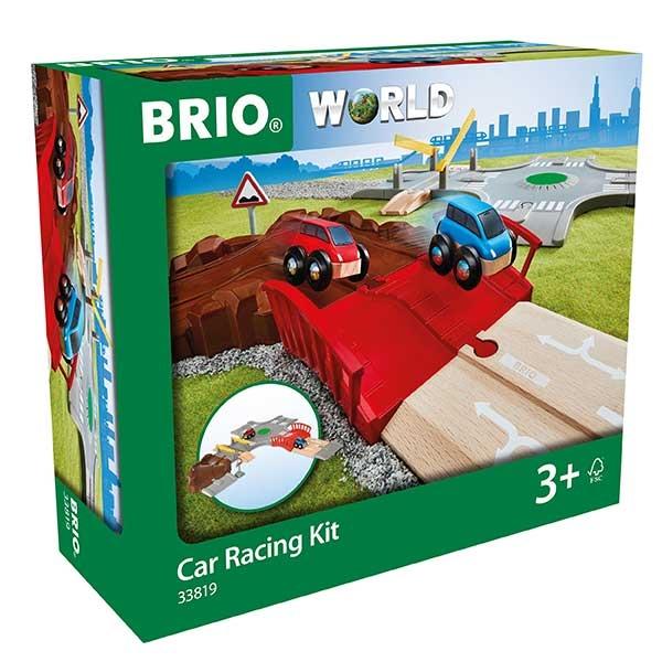 Set za trkačke automobile Brio BR33819 - ODDO igračke