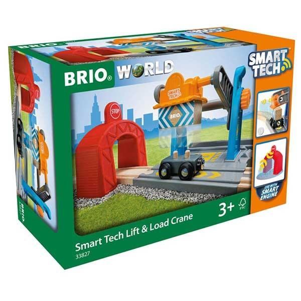 Smart Tech utovarivač Brio BR33827 - ODDO igračke