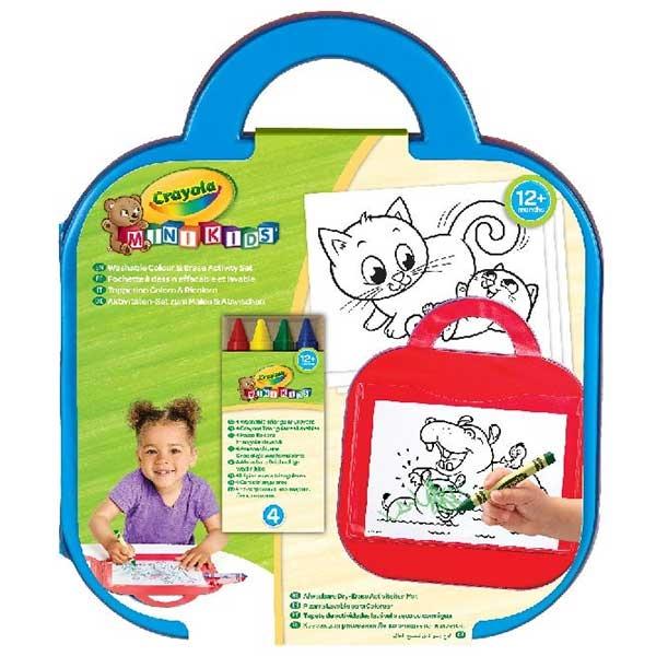 Crayola podloga za crtanje i pisanje GA256416 - ODDO igračke