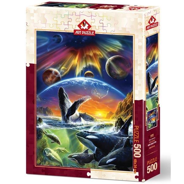 Art puzzle Orka Universe 500 pcs - ODDO igračke