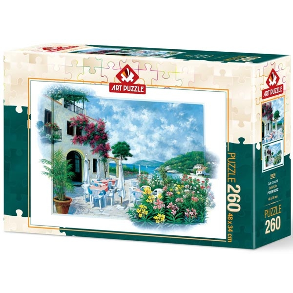 Art puzzle Beach Cafe 260 pcs - ODDO igračke