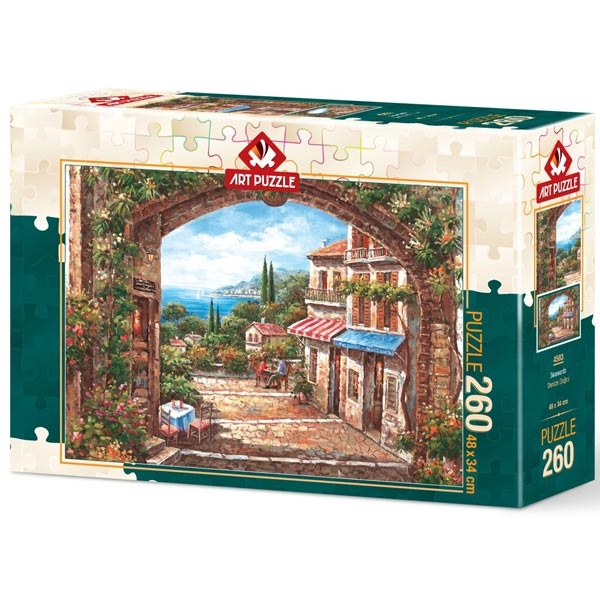 Art puzzle To the Sea 260 pcs - ODDO igračke