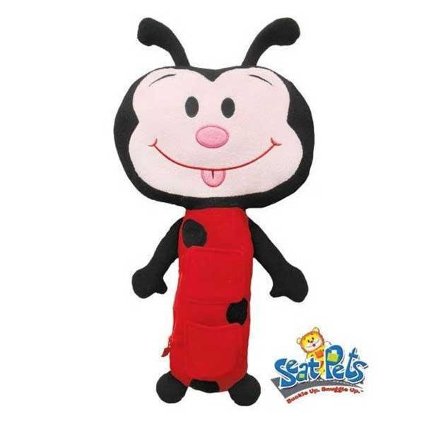 Plišana Bubamara igračka za sigurnosni pojas 61603 - ODDO igračke