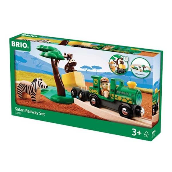 Safari voz - Set Brio BR33720 - ODDO igračke
