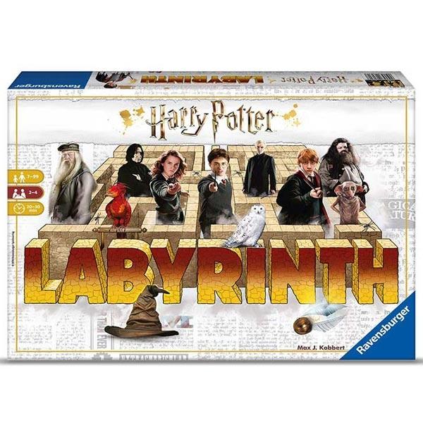 Ravensburger društvena igra - Harry Potter lavirint RA26031 - ODDO igračke