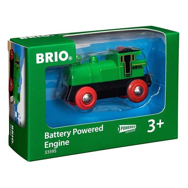 Lokomotiva na baterije Brio BR33595 - ODDO igračke