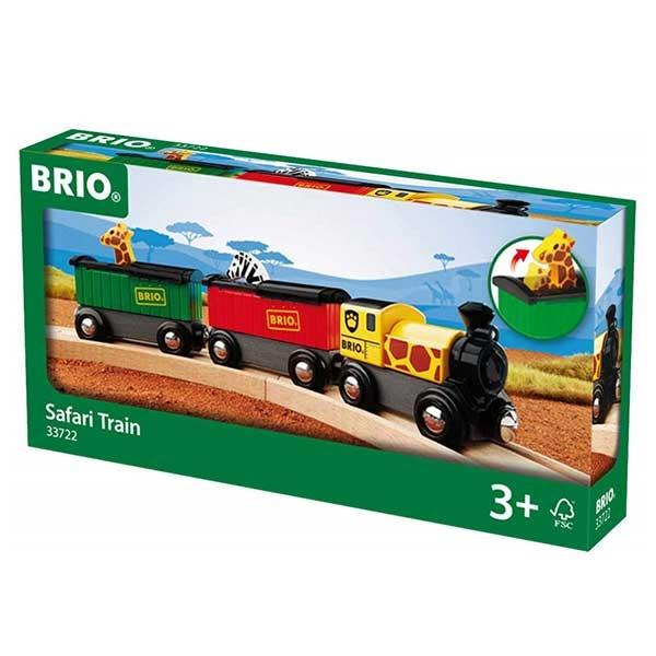 Safari voz Brio BR33722 - ODDO igračke