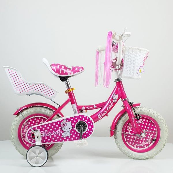 Bicikl Miss Cat 708-12 - ODDO igračke