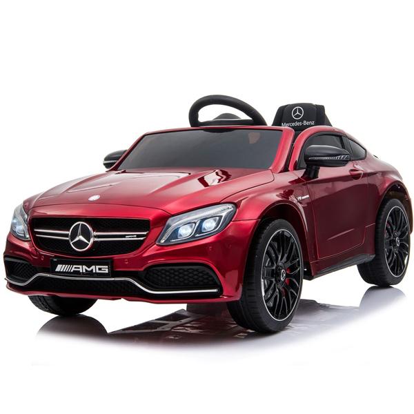Auto na akumulator  Mercedes AMG GT-R model 265-1 - ODDO igračke