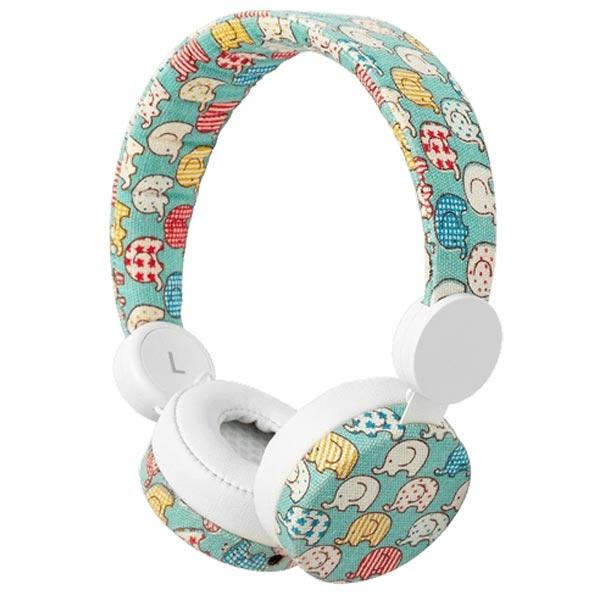 Nedis Plavi Slon slušalice HPWD4100WT - ODDO igračke