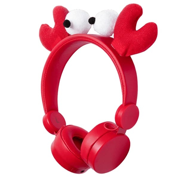 Nedis Krisi Kraba slušalice HPWD4000RD - ODDO igračke