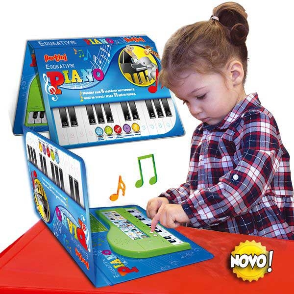 Pertini Edukativni piano P-0283/1  - ODDO igračke