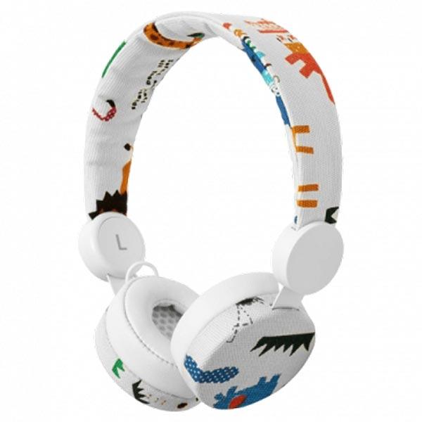 Nedis Beli Slon slušalice HPWD4104WT - ODDO igračke